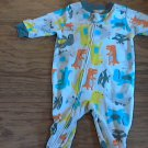 Carter's baby boy's sleepwear/outfit 6 mos