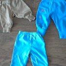 Lot of 3 baby boy's pants 3-6 mos