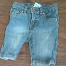 Levis toddler girl's denim short 3T