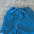 Garanimals baby boys navy string short 18 mos