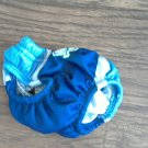 OP Baby boy's blue swim short 6 mos