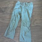 Old Navy girl's olive elastic waist pant 4T