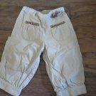 Gymboree baby girl's khaki pant 12-18 mos