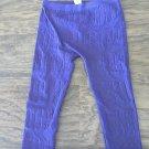 Healthtex toddler girl's purple legging 3-5T