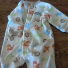 Carter's baby boy's cream sleepwear/outfit 9 mos