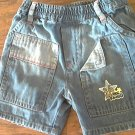 The Children's Place baby boy's denim short 6-9 mos