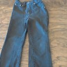 Faded Glory girl's black stretch pant bootcut size 4T