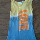 The Children's Place girl yellow sleeveless top tank size 4T