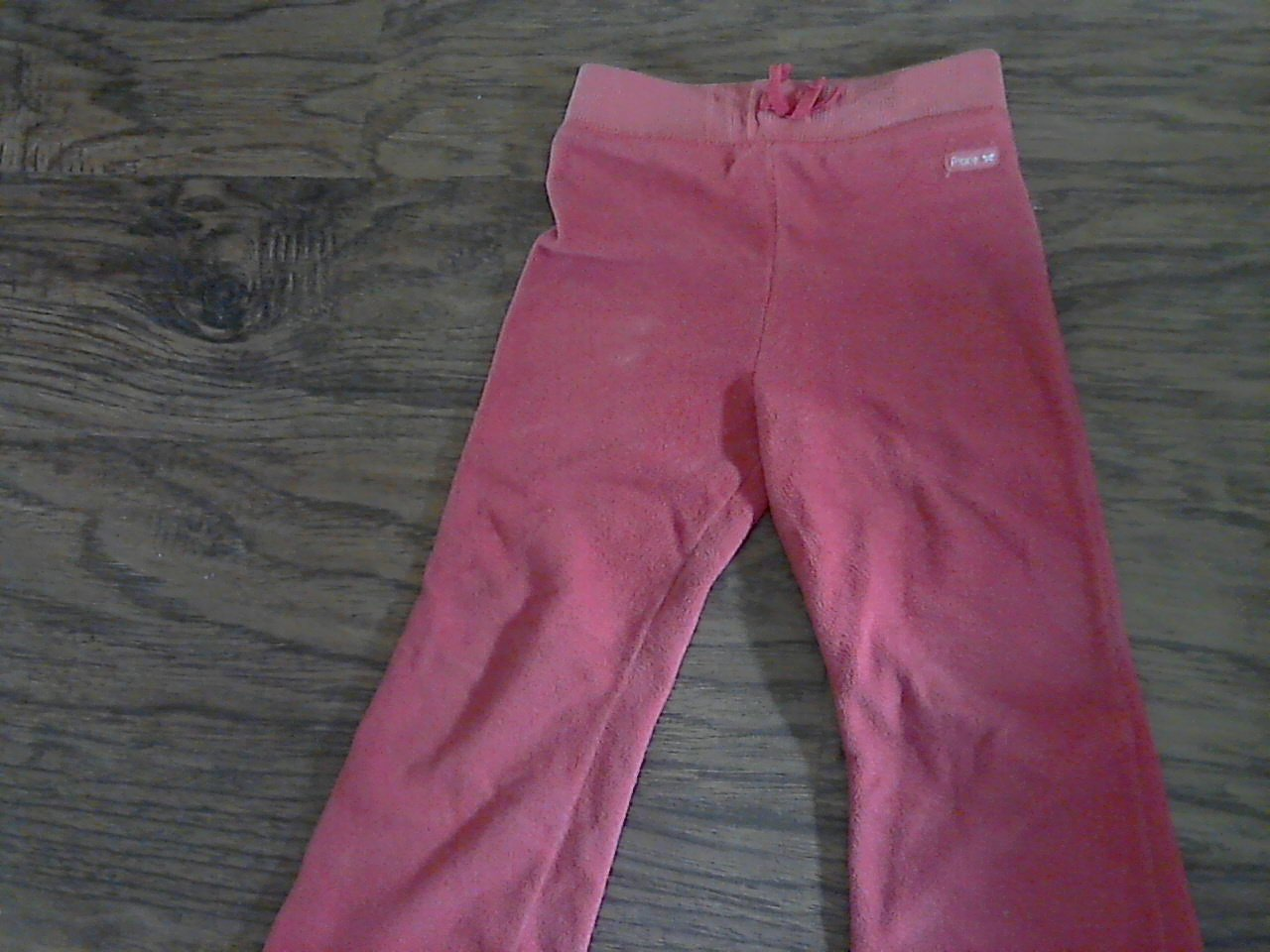 The Children's Place girl's red pant size 4 T