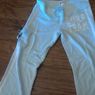HCO woman/girl light blue string pant size Small