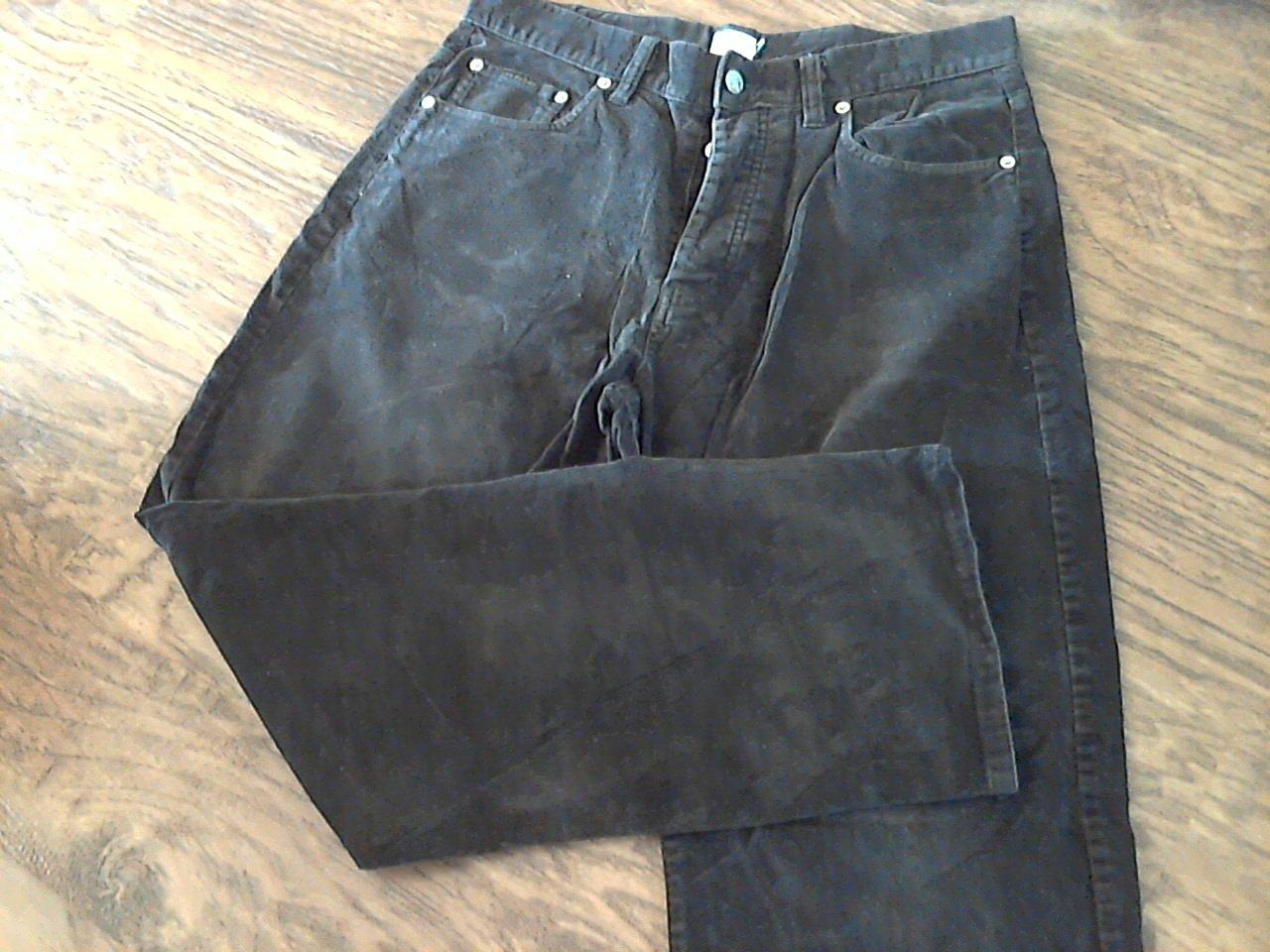 Calvin Klein Jeans man's black pant size 34