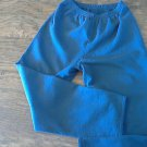 Hanes woman's navy elastic waist sweat pant size 14/16