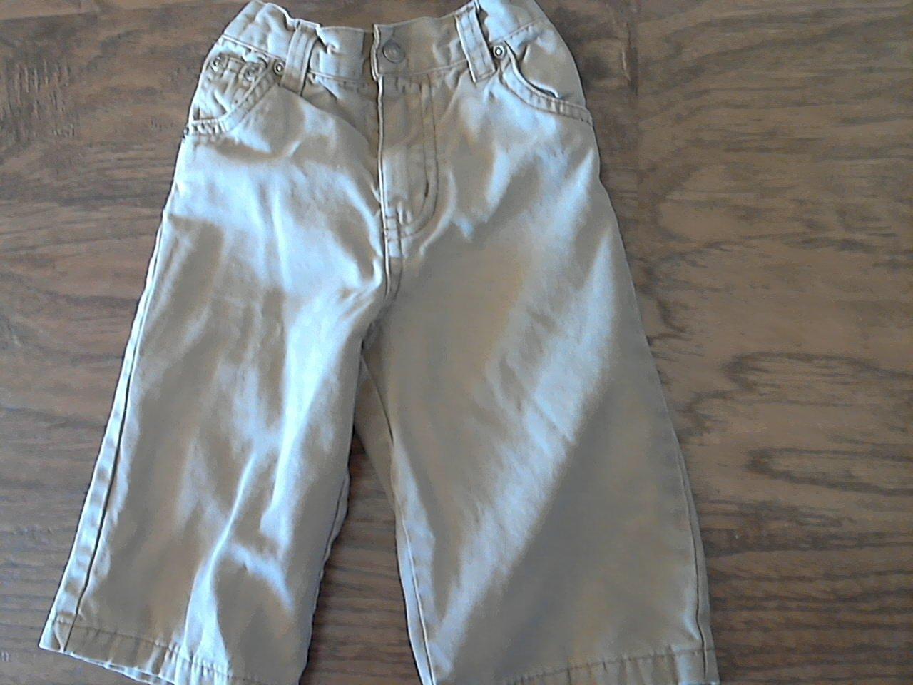 George baby boy's tan pant size 18 mos