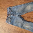 Jordache toddler girl's demin blue slim pant size 4t