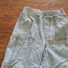 Garanimals toddler girl's blue jean short size 4T