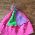 Barbie toddler girl's pink hat size 3-6 mos