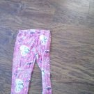 The Children's Place girl's pink sleepwear pant size 8