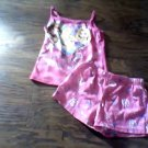 Disney Princess toddler girl's sleepwear set size 4t-5t