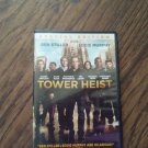 Tower Heist DVD 2012