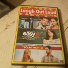 Friend With Benfits,Easy A, The Bounty Hunter (DVD  2015)