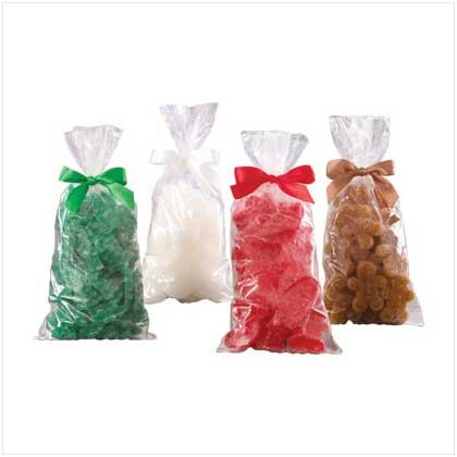Christmas Shapes Wax Potpourri Chips