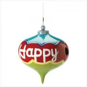 Ornament Birdhouse