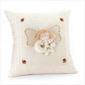 Christmas Angel Plush Pillow