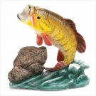 Large Mouth Bass Figurine