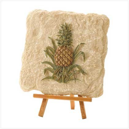 Pineapples with Stands