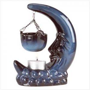 Midnight Moon Oil Warmer item#33652