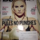 red bullitin magazine lindsay vonn dec-13 new