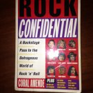 ROCK CONFIDENTIAL PAPERBACK BOOK