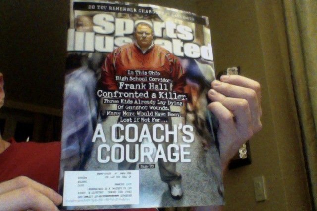 Sports Illustrated frank hall