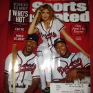 Sports Illustrated kate upton/braves
