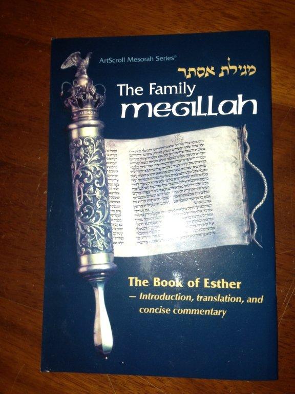 the family megillah pocket sized passover workbook
