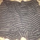 uniqlo dark striped boxer breifs size L