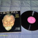 burl ives it's just my funny way of laughin lp 1950s