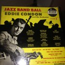 eddie condon jazz band ball 4 X 7'' lp set decca records 1950s