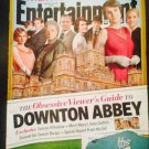 entertainment weekly downton abbey magazine new