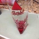 bass ale pint glass