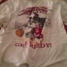 Boston University  midnight mayhem shirt size L
