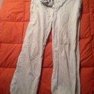 Gap pants 33x30 white