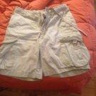 Jcrew khaki shorts 32w