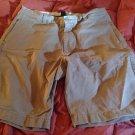 Jcrew shorts 35w brown