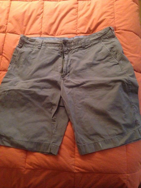 Jcrew shorts 35w grey