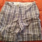 Lands end traditional fit shorts 34w
