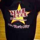 Stage door hat NYC