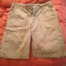 Stock brown shorts 32w