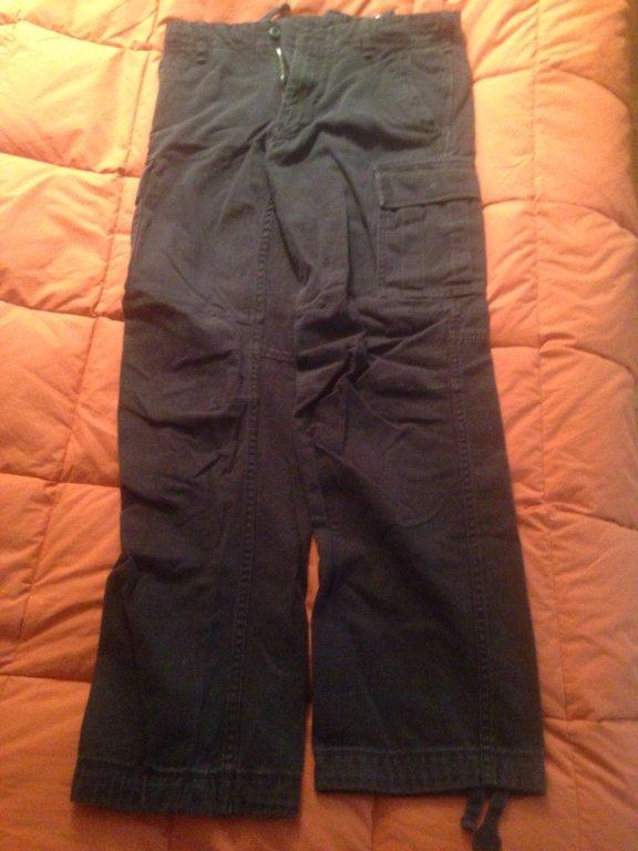 Uniqlo pants 33x30
