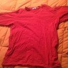 Uniqlo red sweatshirt size L